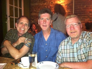 Steve Oldham, Joe Hagan and Russ Hartman hamming it up.
