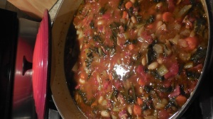Michael Chiarello's Winter Minestrone