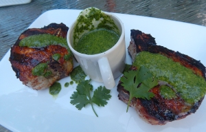2chops.with.pesto