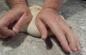 kneading.dough