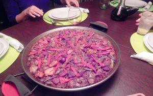 paella.on.table