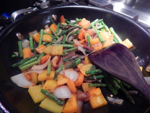 stirfrying.veggies