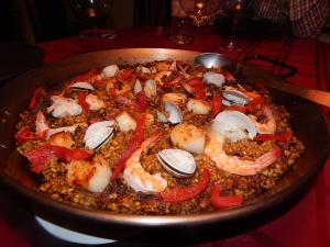 finished.paella