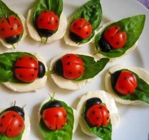 ladybug.caprese.salad